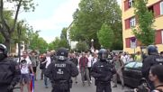 Germany: Clashes as COVID-sceptics protest in Berlin