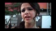 Selena Gomez At The 2010 M T V Video Music Awards