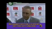 Христо Стоичков Говори Английски език ...