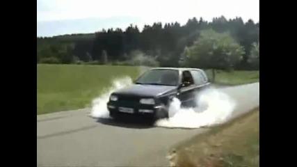 Golf Vr6 Kompressor Burnout