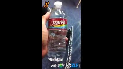 Як номер с шише вода
