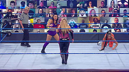 Triple Threat Survivor Series Qualifying Match: SmackDown, Oct. 30, 2020
