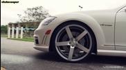 Стил и Класа - Mercedes S63 с джанти Vossen
