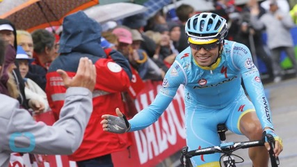 Contador Wins Second Giro D'Italia