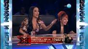 Ангел и Моисей - Черно море X Factor Bulgaria