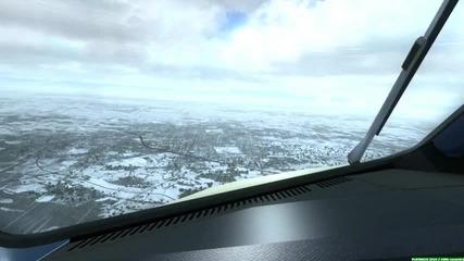 Fsx Landing in Montreal!