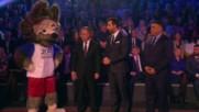 Вълк ще е талисман на Световното в Русия през 2018 г.