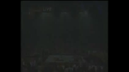Wwe - First Ever Tlc Match On Raw - part 1