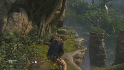 Uncharted 4: A Thief's End - Playstation Experience Gameplay Demo