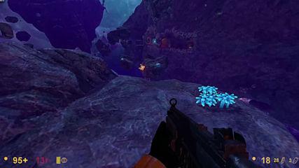 Black Mesa - Xen (най-новото от играта с 4k графика)