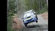 Ken Block Racing 07 Rally Highlights