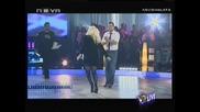Vip Dance - Сашка И Мондьо - След Танците Скандал С Журито