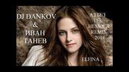 Dj Dankov & Иван Танев=аз Без Теб Немога Remix 2014