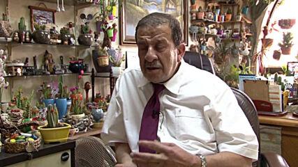 Amman medic turns practice into miniature indoor garden with hundreds of plants