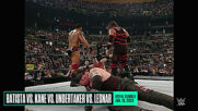 Star-studded Royal Rumble Match final 4s: WWE Playlist