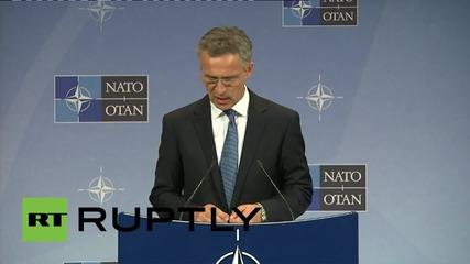 Belgium: NATO to set up six new headquarters in E. Europe - Stoltenberg