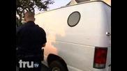 Нещо нереално досега полицай спира 3 коли минали на червено за 3 секунди