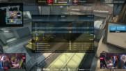 CS_GO - Astralis vs. Heroic Train Map 1 - Полуфинали - IEM Katowice 2017