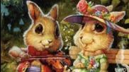 Похвали се зайче - детска песничка