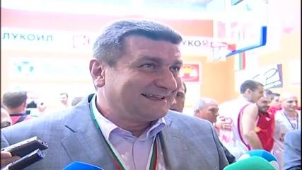 Златев: Ще залагаме на млади българи