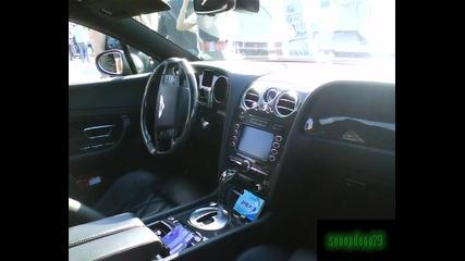 Bentley Continental Mansory в София