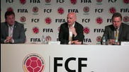 Colombia: Infantino vows to improve FIFA's image during Latin American trip