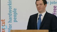 Osborne to Push on With Surplus Rule