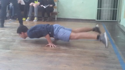 Street Fitness мотивация България 2014 [hd]