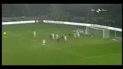 Juventus - Milan 0 - 3