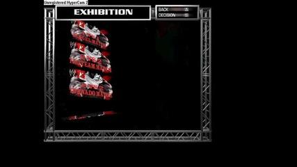 Wwe Impact 13 All In One Sin Cara Vs Damien Sandow