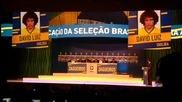 Сколари обяви националите на Бразилия за Мондиала