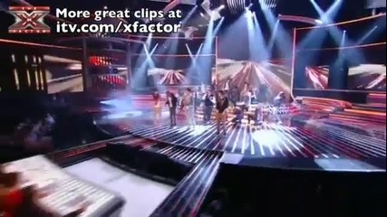 One Direction - Summer of 69 - The X Factor 2010 - Live Show 8
