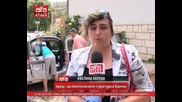 /25.06.2014/ Пп Атака направи поредно дарение за пострадалите от наводнението в Добрич