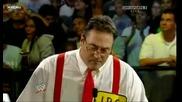Raw 9/07/09 Шоуто на Боб Баркър ..