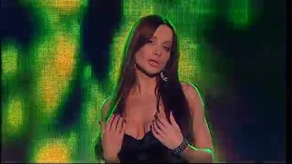 Jelena Vuckovic & Dj Vujo - Misu moj ( Tv Grand 18.05.2014.)