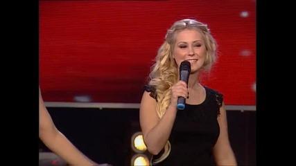 Aleksandra Bursac i Nadica Ademov - Izdajica ( Zvezde Granda 2012 )