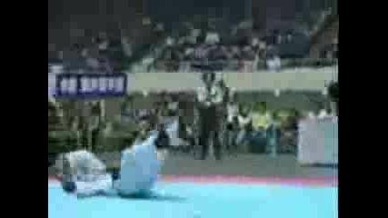 Taekwondo - Кnockout