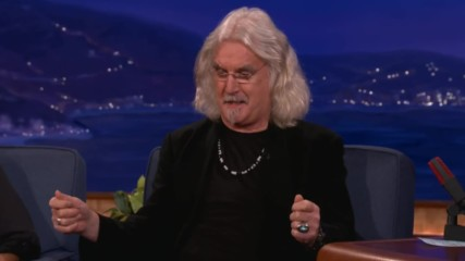 Billy Connolly Smoked A Bible