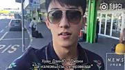 Johnny Huang Jing Yu - Dating with Superstar