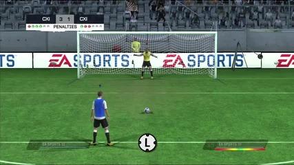 Fifa 11 Basic Penalties Tutorial