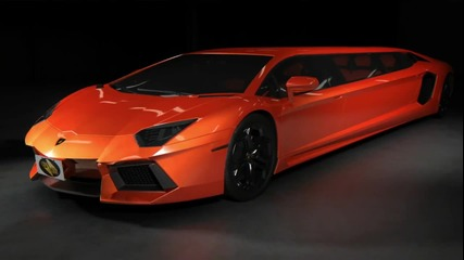 Лимозина Lamborghini Aventador ! Hd www.streetcustomsbg.at.ua