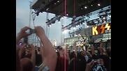 Kiss стадион Академик 2008