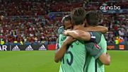 Португалия - Уелс 2:0, UEFA EURO 2016, полуфинал