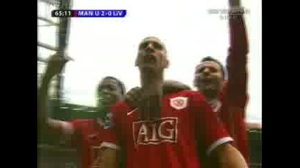 Manchester Utd - Liverpool 2:0