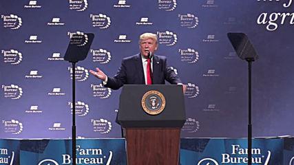 USA: Trump praises US trade deals, slams 'radical left lunatics' for trying to impeach him