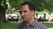 Лазаревик: Вярваме, че след протеста Груевски ще подаде оставка