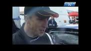 Camera embarquee avec Kris Meek Rpm Rallyes des Lacs Rd3