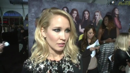 Pitch Perfect 2 Premiere: Anna Camp