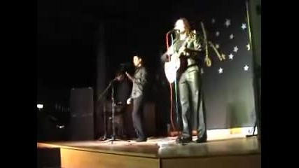 Islands On The Streem, Secret Love - Tribute To Bee Gees - на живо - с Деян Неделчев - 2007