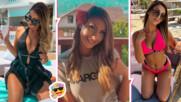 Най-известната българка в Instagram избра родното Черноморие! Вижте очарователната и секси Васи